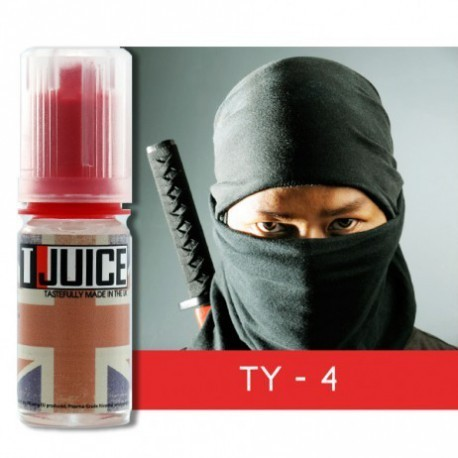 TY-4 Tjuice 10ml