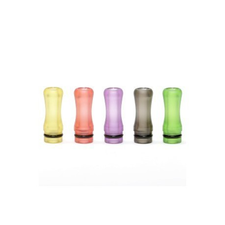 DRIP TIP 510 NYLON TRANSPARENT