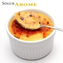 Crème brulée Solubarome