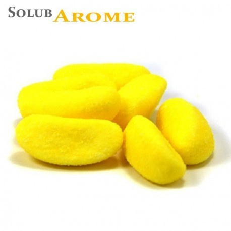 Bonbon banane Solubarome