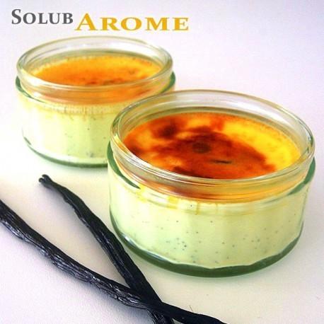 Vanille custard Solubarome
