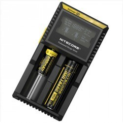CHARGEUR ACCUS NITECORE D2