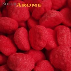bonbon fraise Solubarome