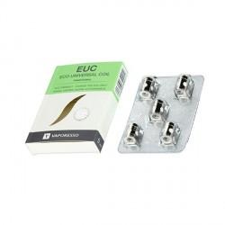 Résistances EUC Clapton pour Veco One