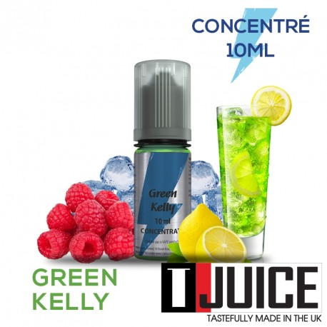 Arôme concentré Green Kelly Tjuice 10ml