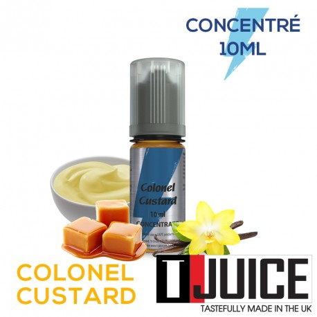 Colonel Custard Tjuice 10ml