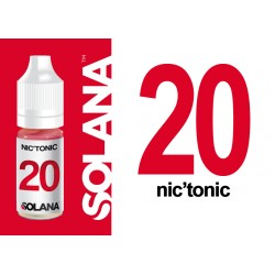 Booster Solana Nic tonic 20