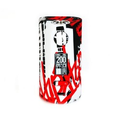 Box Puma 200W graffiti 1
