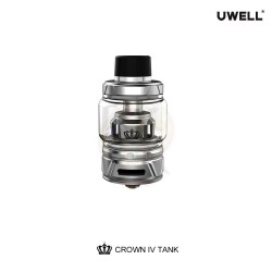 Clearomiseur Crown 4 Uwell Gris