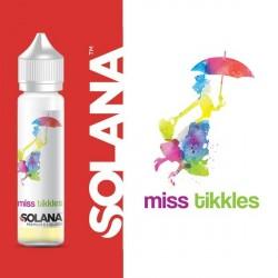 E-liquide Miss Tikkles 50 ml
