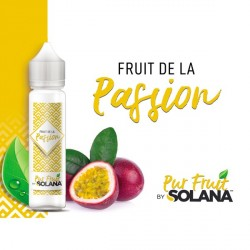 E-liquide Pur Fruit Passion 50ml Solana