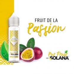 E-liquide Pur Fruit Passion 50ml Solana