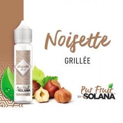 E-liquide Pur Fruit Noisette Grillée 50ml Solana