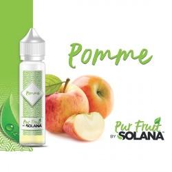 E-liquide Pur Fruit Pomme 50ml Solana