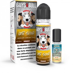 Lost Island 50ml Guys & Bull