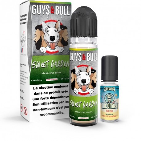 Sweet Garden 50ml Guys & Bull