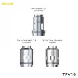 Resistances TFV 16