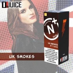 UK Smokes Sel de Nicotine Tjuice