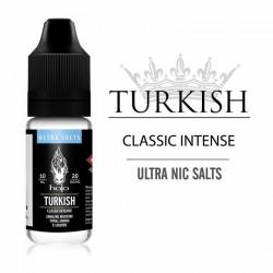 E-liquide Halo Turkish Tobacco sels de nicotine