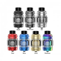 Clearomiseur ZEUS Tank Geekvape 5ml