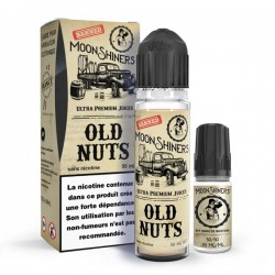 Old Nuts 50ml Le French Liquide