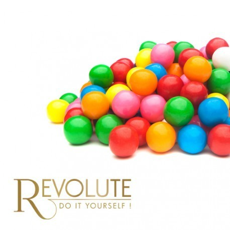 Arome concentre revolute saveur chewing-gum