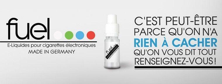 e-liquide fuel publicité