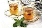 Saveur thé à la menthe